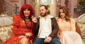 Alican Yücesoy 'Jet Sosyete'ye konuk oldu