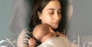 """Hazal Kaya """"Anne olduktan sonra daha fazla duygusallaştım"""""""