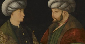 Bellini'nin Fatih Sultan Mehmet portresi 8 milyona İstanbul'da!