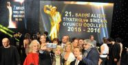 21. Sadri Alışık Ödülleri Sahiplerini...