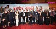 Çağan Irmak'ın 'Nadide Hayat' sinema filmine görkemil gala