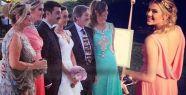 Derya Baykal oğlunu evlendirdi