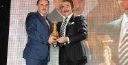 En Baba Ödül Bağcılar Belediye Başkanı Lokman Çağırıcı'ya !