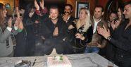 Erez Eğilmez 43'üncü doğum gününü coşkuyla kutladı