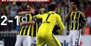 Fenerbahçe Şampiyonlar Ligi'ne gitmeyi garantiledi !