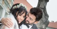 Ferman Toprak, Almanya'da gizilce evlendi.