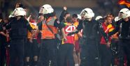 Galatasaray Kupayı Soyunma Odasında Almayı Kabul Etmedi