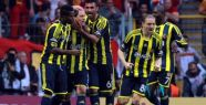 Galatasaray oynadı Fenerbahçe kazandı: 1-2