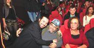 Halil Sezai anne ve babası ile buluştu