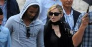 Madonna, Sultanahmet Camisi'ni gezdi!