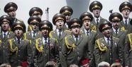 Rus Kızıl Ordu Korosu'nun üyeleri uçak kazasında hayatını kaybetti