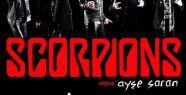 Scorpions Ayşe Saran'ı seçti