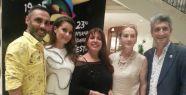 Seyyal Taner ve Atiye Adana Film Festivali'nde...