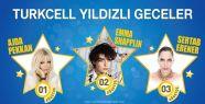 Turkcell Yıldızlı Geceler  Açıkhava Sahnesi'ni aydınlatacak