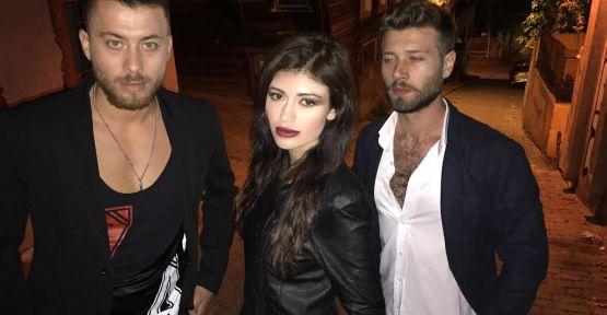 """Tuğçe Sarıkaya, Cemil Demirbakan'ın """"Ceviz Ağacı"""" isimli şarkısının klibinde rol aldı."""