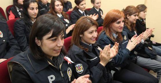 Türk Polis Teşkilatı'nın 167. yıl dönümü coşkuyla kutlandı