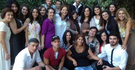 Türkan Şoray fanlarıyla buluştu