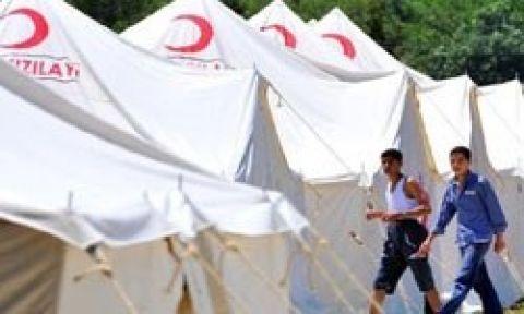 """""""Türkiye'ye kaçan Suriyeliler, iç karartıcı bir Araf'ta sıkışıp kaldı"""""""