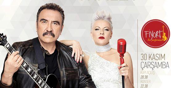 Ümit Besen & Pamela, Yıldız Tilbe ve Mehmet Erdem & Hüsnü Şenlendirici Fiyort Live Sahnesi'nde!