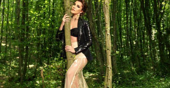 Ünlüler Belgrad Ormanı'nda poz verdi!