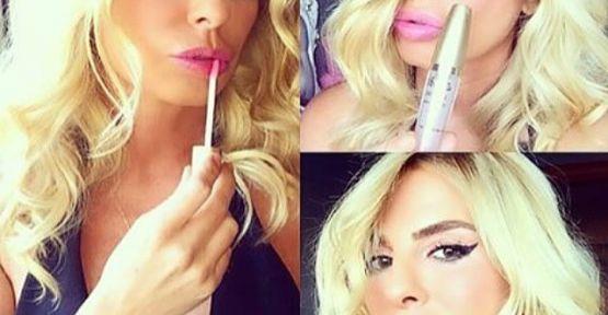 Ünlülerin kozmetik tercihi değişti!