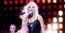 Ajda Pekkan Bayram da Kıbrıs'ta sahne aldı