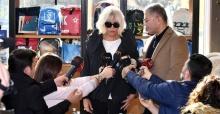 Ajda Pekkan, Down sendromlu gençlerle bir araya geldi!