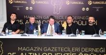 MGD 25. ALTIN OBJEKTİF MESLEK ÖDÜLLERİ AÇIKLANDI