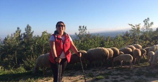 Yeşim Ceren Bozğlu 'At Kuyruğu Çayı' ile zayıflıyor