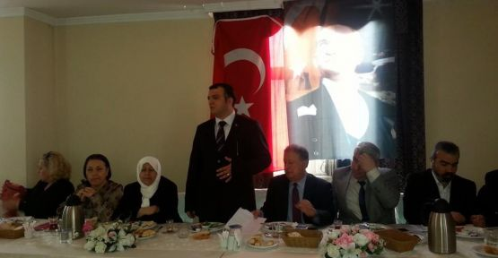 Zeytinburnu Yardımlaşma ve Dayanışma Derneği'nden çok özel etkinlik