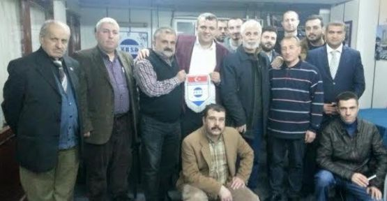 Zeytinburnusporlular Derneği'nin Yeni Başkanı Yasin Hakan Karagözlü Oldu!