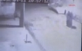 Şırnak'ta çarşaflı saldırgan dershaneyi taradı - video izle