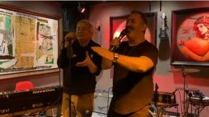 Cem Yılmaz ve Zafer Algöz'den 'Arabesk' Show !